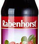 Rabenhorst Cranberry Muttersaft, 3er Pack (0.7 l)