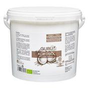 Bio Kokosöl von Guru nativ 5L PE-Dose