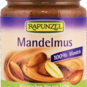 Bio Rapunzel Mandelmus braun 250 g ✅ enthält wichtige Vitamine und Mineralstoffe ✅ unschlagbar lecker im Geschmack ✅ EINE VEGANE GESUNDE NASCHEREI!