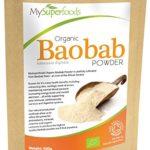 Bio Baobab Pulver (500g) - MySuperfoods