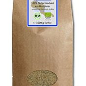 Grüner Kaffee bio gemahlen - Honduras (Rohkaffee 1000g)